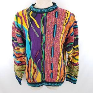 Coogi Australia Mens Sweater Authentic Vintage 90s